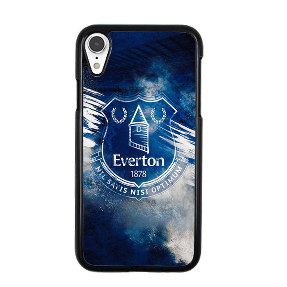Blue Everton Splat Color Wallpaper iPhone XR Case | Babycasee