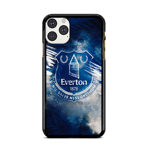 Blue Everton Splat Color Wallpaper iPhone 11 Pro Case | Babycasee