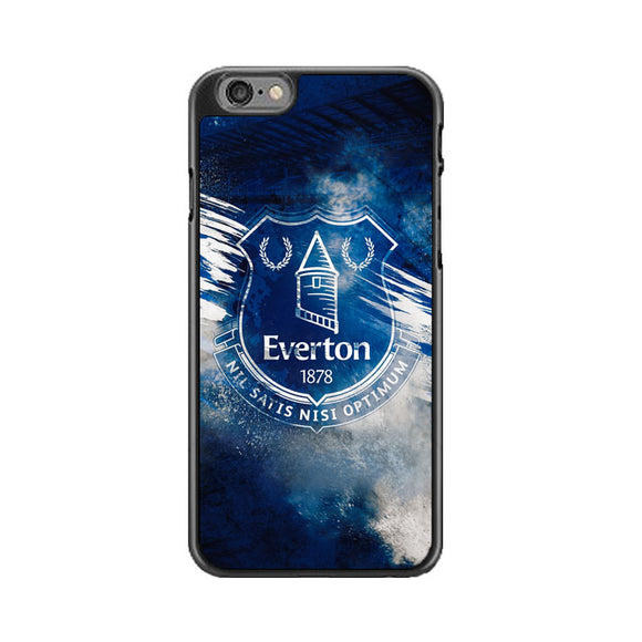 Blue Everton Splat Color Wallpaper iPhone 6|6S Case | Babycasee