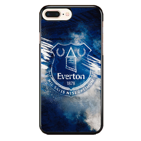Blue Everton Splat Color Wallpaper iPhone 7 Plus Case | Babycasee