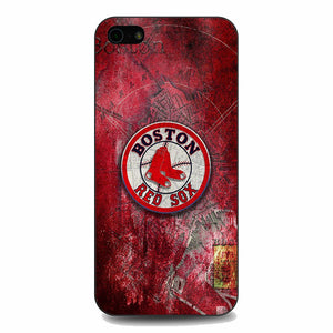 Boston Red Sox Red Wallpaper iPhone 5|5S|SE Case | Babycasee