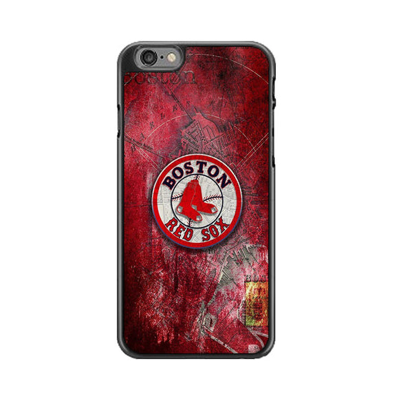 Boston Red Sox Red Wallpaper iPhone 6|6S Case | Babycasee