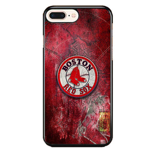 Boston Red Sox Red Wallpaper iPhone 8 Plus Case | Babycasee