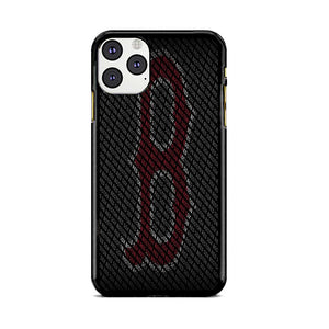 Boston Red Sox Typhograph Wallpaper iPhone 11 Pro Max Case | Babycasee