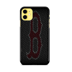 Boston Red Sox Typhograph Wallpaper iPhone 11 Case | Babycasee