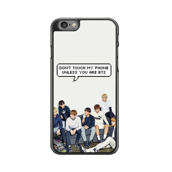 Bts Dont Touch iPhone 6 Plus|6S Plus Case | Babycase