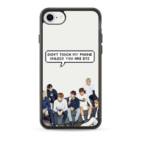 Bts Dont Touch iPhone 8 Case | Babycase