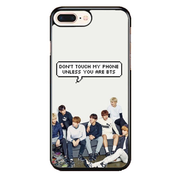 Bts Dont Touch iPhone 8 Plus Case | Babycase