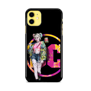 Dc Bop Birds Of Prey Harley Quinn iPhone 11 Case | Babycasee