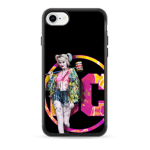 Dc Bop Birds Of Prey Harley Quinn iPhone 7 Case | Babycasee