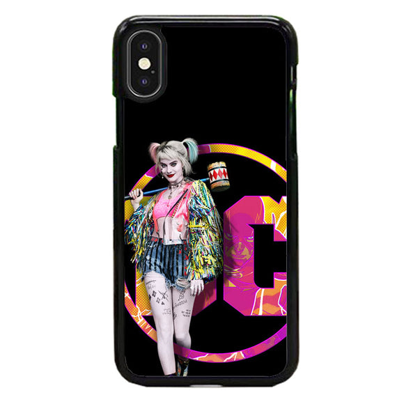 Dc Bop Birds Of Prey Harley Quinn iPhone XS Case | Babycasee