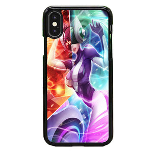 Dj Sona Lol League Of Legends iPhone X Case | Babycasee