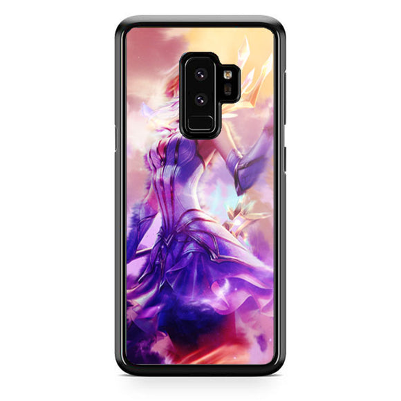 Elementalist Lux Light Lol Wallpaper Samsung Galaxy S9 Plus Case | Babycasee