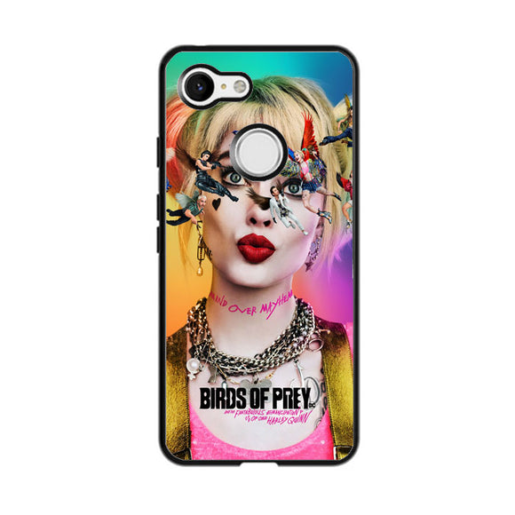 Harley Quinn Birds Of Prey Google Pixel 3 Case | Babycasee