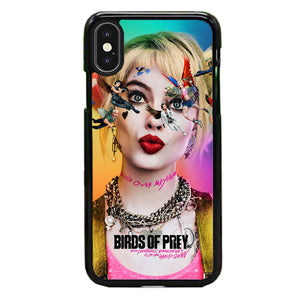 Harley Quinn Birds Of Prey iPhone X Case | Babycasee