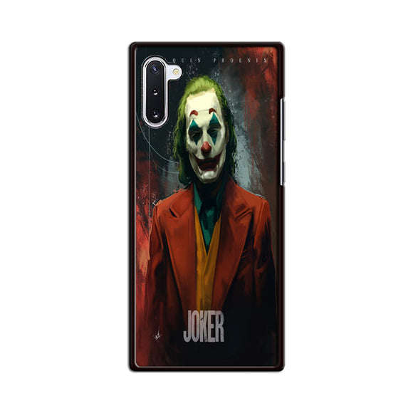 Joaquin Phoenix Joker Movie Samsung Galaxy Note 10 Case | Babycasee