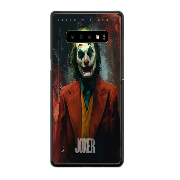 Joaquin Phoenix Joker Movie Samsung Galaxy S10 Plus Case | Babycasee