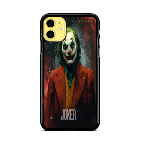 Joaquin Phoenix Joker Movie iPhone 11 Case | Babycasee