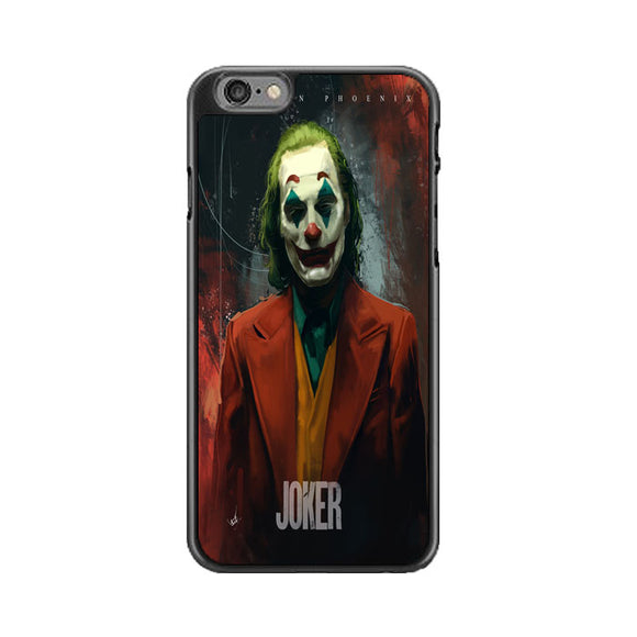 Joaquin Phoenix Joker Movie iPhone 6|6S Case | Babycasee