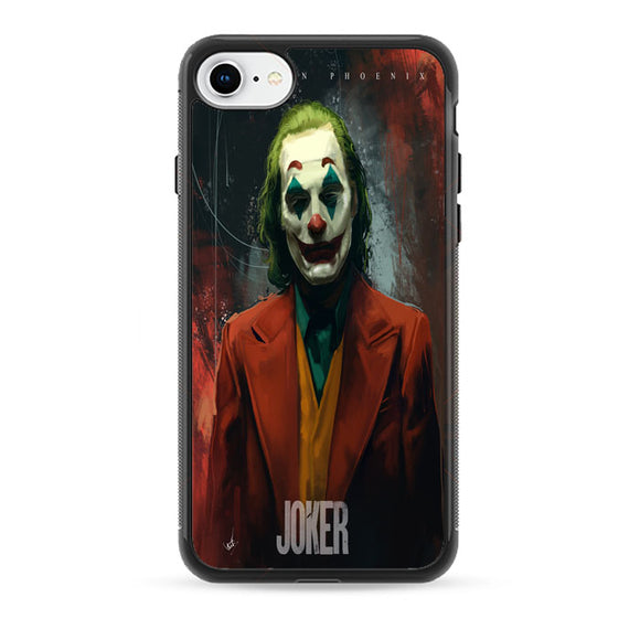 Joaquin Phoenix Joker Movie iPhone 7 Case | Babycasee