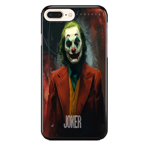 Joaquin Phoenix Joker Movie iPhone 8 Plus Case | Babycasee