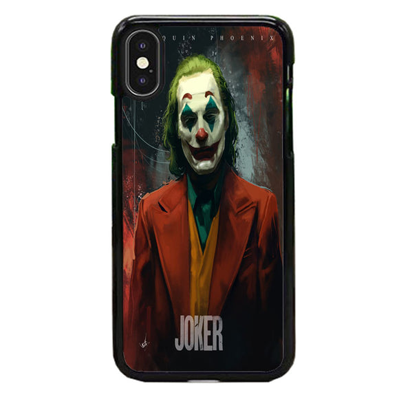 Joaquin Phoenix Joker Movie iPhone X Case | Babycasee