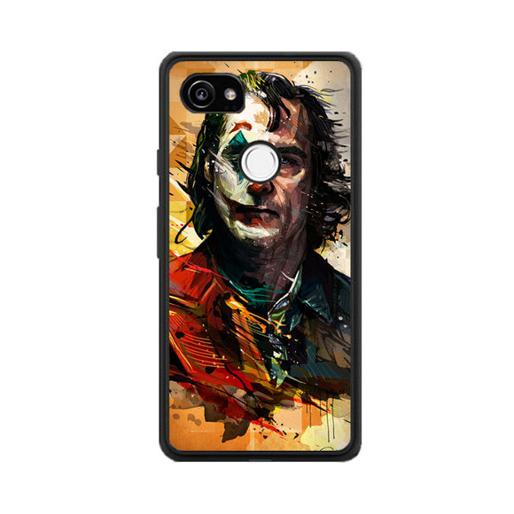 Joaquin Phoenix Joker Movie On Behance Google Pixel 2 XL Case | Babycasee