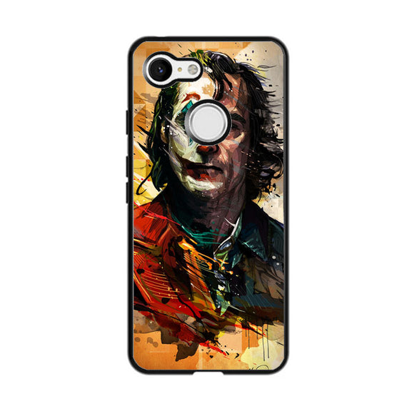 Joaquin Phoenix Joker Movie On Behance Google Pixel 3 XL Case | Babycasee