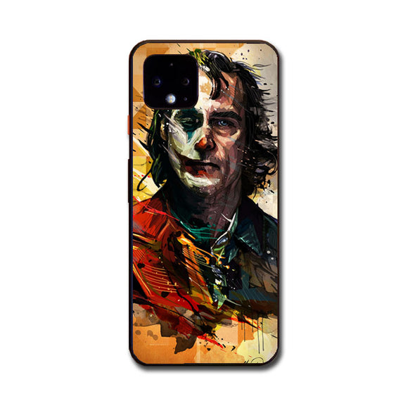 Joaquin Phoenix Joker Movie On Behance Google Pixel 4 XL Case | Babycasee
