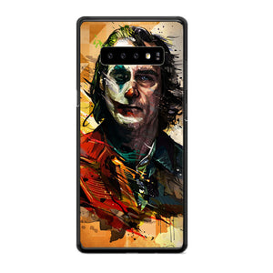 Joaquin Phoenix Joker Movie On Behance Samsung Galaxy S10e Case | Babycasee