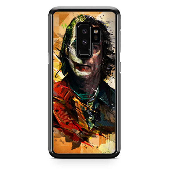 Joaquin Phoenix Joker Movie On Behance Samsung Galaxy S9 Plus Case | Babycasee