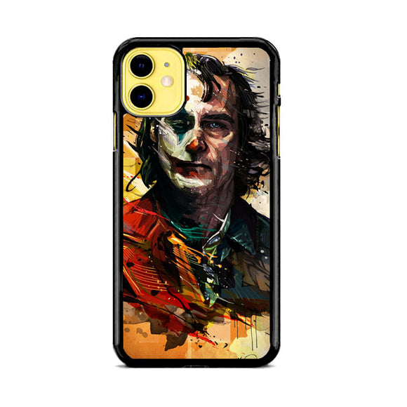 Joaquin Phoenix Joker Movie On Behance iPhone 11 Case | Babycasee