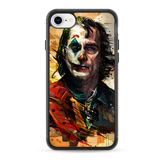 Joaquin Phoenix Joker Movie On Behance iPhone 8 Case | Babycasee