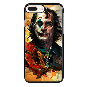 Joaquin Phoenix Joker Movie On Behance iPhone 8 Plus Case | Babycasee