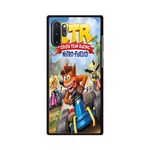 Ctr Crash Team Racing Nitro Fueled Samsung Galaxy Note 10 Plus Case | Babycasee