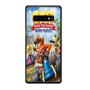 Ctr Crash Team Racing Nitro Fueled Samsung Galaxy S10e Case | Babycasee
