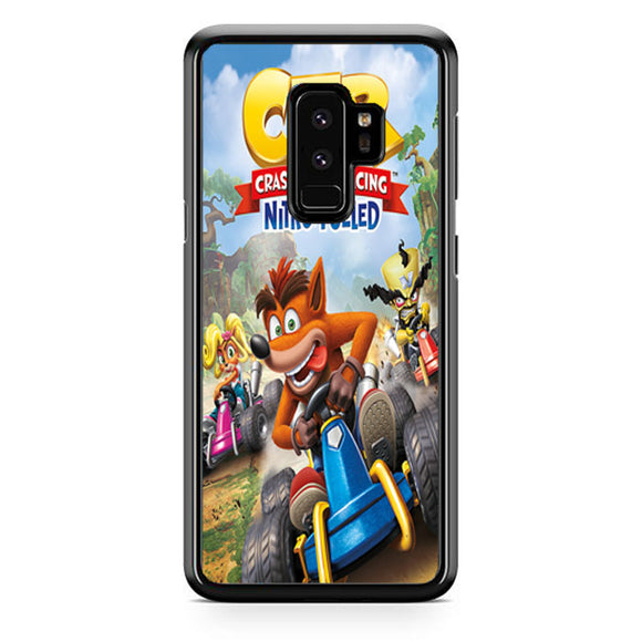 Ctr Crash Team Racing Nitro Fueled Samsung Galaxy S9 Plus| Babycasee