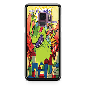 Rugrats R Is For Reptar Or Raptor Samsung Galaxy S9 Case | Babycasee
