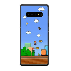 Super Mario Games Samsung Galaxy S10e Case | Babycasee