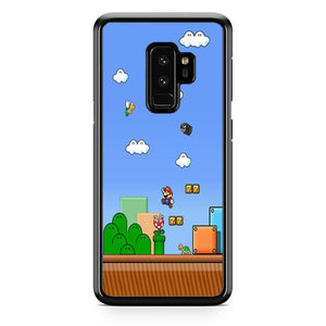 Super Mario Games Samsung Galaxy S9 Plus| Babycasee