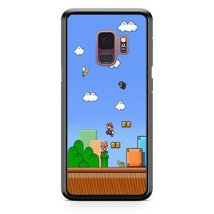 Super Mario Games Samsung Galaxy S9 Case | Babycasee
