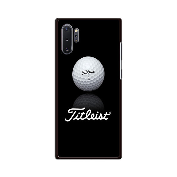 Titleist 1 Ball In Golf Samsung Galaxy Note 10 Plus Case | Babycasee