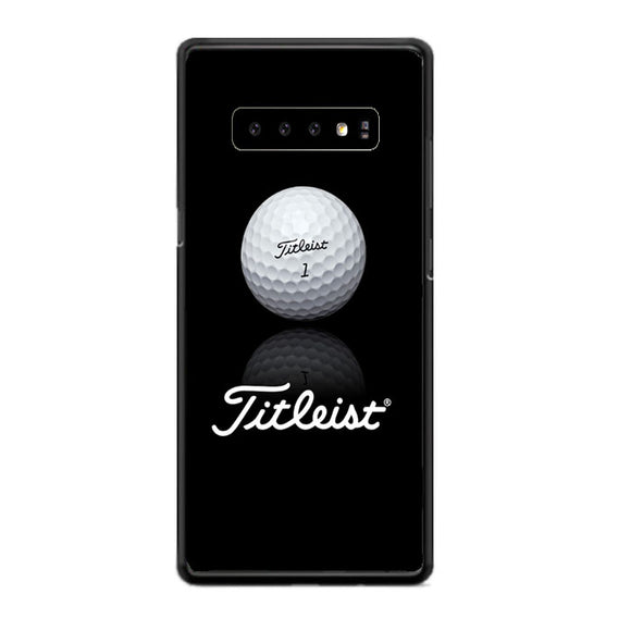 Titleist 1 Ball In Golf Samsung Galaxy S10 Plus Case | Babycasee