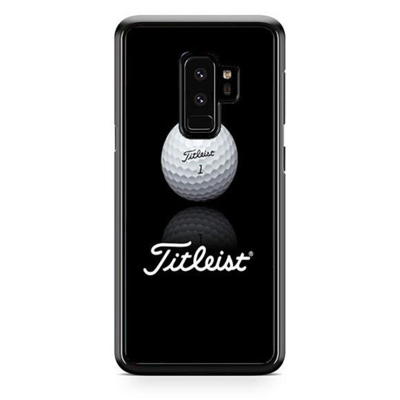 Titleist 1 Ball In Golf Samsung Galaxy S9 Plus| Babycasee
