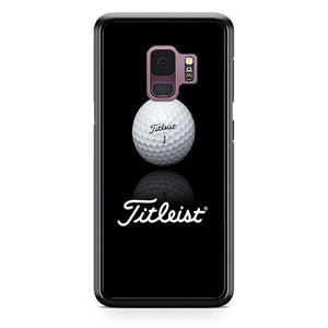 Titleist 1 Ball In Golf Samsung Galaxy S9 Case | Babycasee