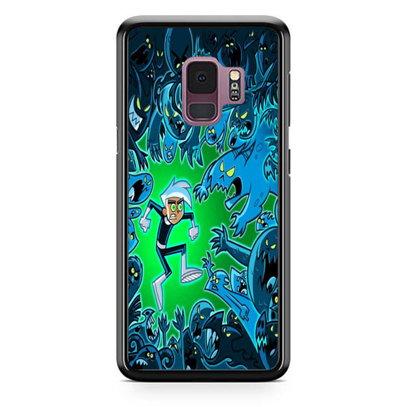 Danny Phantom Ghost Killer Samsung Galaxy S9 Case | Babycasee