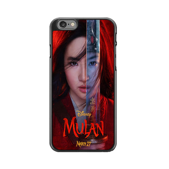 Disney Mulan 2020 iPhone 6|6S Case | Babycasee