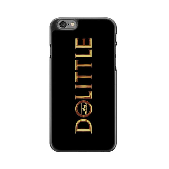 Dolittle Movie iPhone 6|6S Case | Babycasee