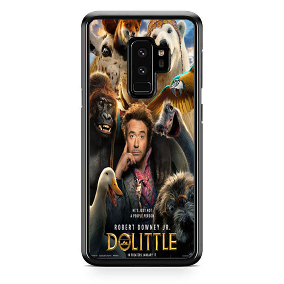 Dolittle Robert Downey Jr Movie Poster Samsung Galaxy S9 Plus| Babycasee