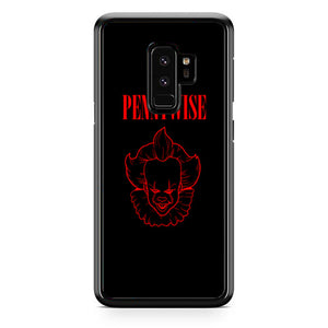 Pennywise The Clown Wallpaper Samsung Galaxy S9 Plus| Babycasee
